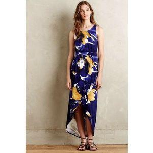 Weston Wear Anthropologie Manzanita High Low Dress